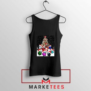 Among Us Christmas Tank Top