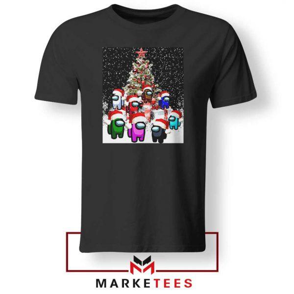 Among Us Christmas Tshirt