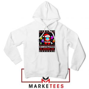 Christmas Is Among Us Hoodie