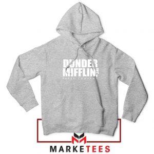 Dunder Mifflin Sport grey Hoodie