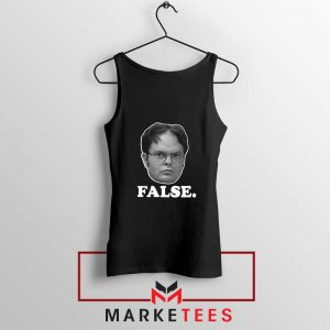 Dwight Schrute False Tank Top