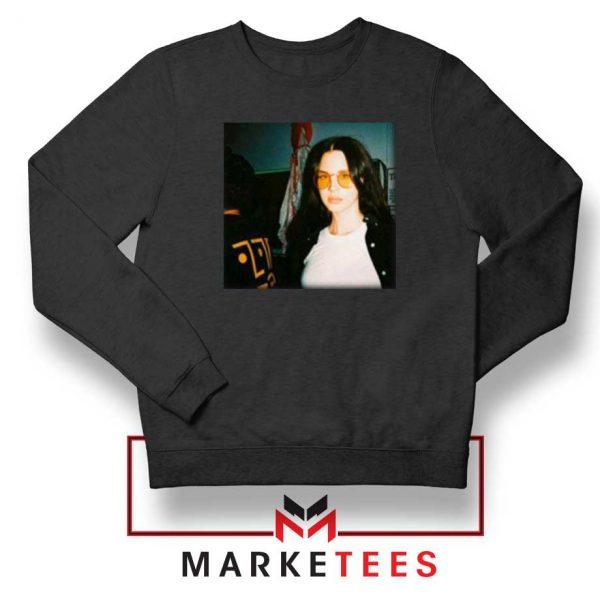 Lana Del Rey Singer Sweatshirt