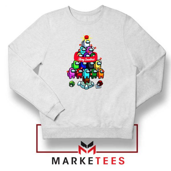Merry Christmas Game Sweatshirt