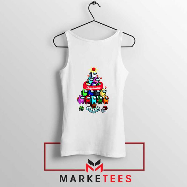Merry Christmas Game Tank Top