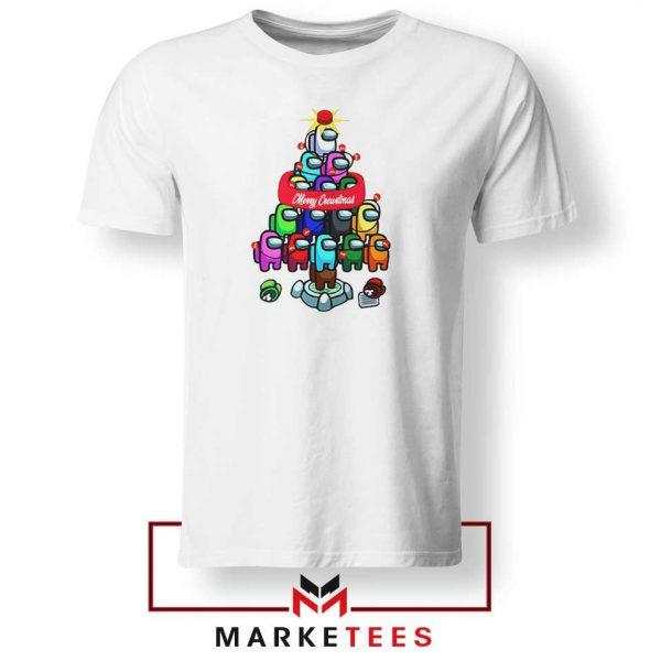 Merry Christmas Game Tshirt