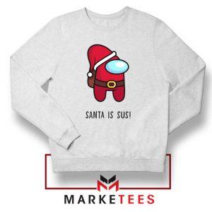 Santa Is Sus Game Sweatshirt