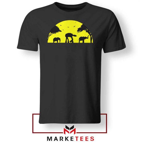 Star Wars Elephant Empire Tshirt