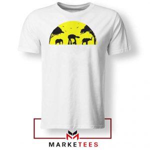 Star Wars Elephant Empire White Tshirt