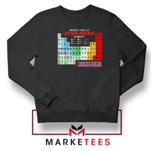Star Wars Periodic Table Sweatshirt