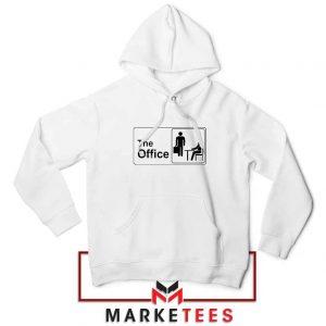 The Office Logo Movie Hoodie
