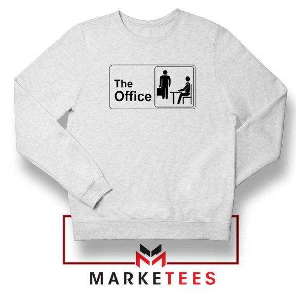 The Office Logo Movie Sweatshirt