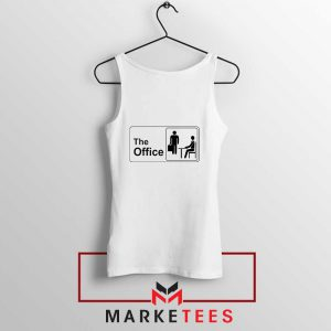 The Office Logo Movie Tank Top