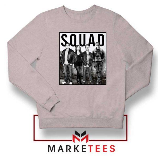 The Office Squad Sport Grey Sweatshirt