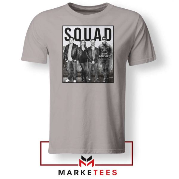 The Office Squad Sport Grey Tshirt