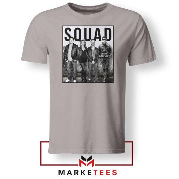 The Office Squad Sport Grey Tshirt