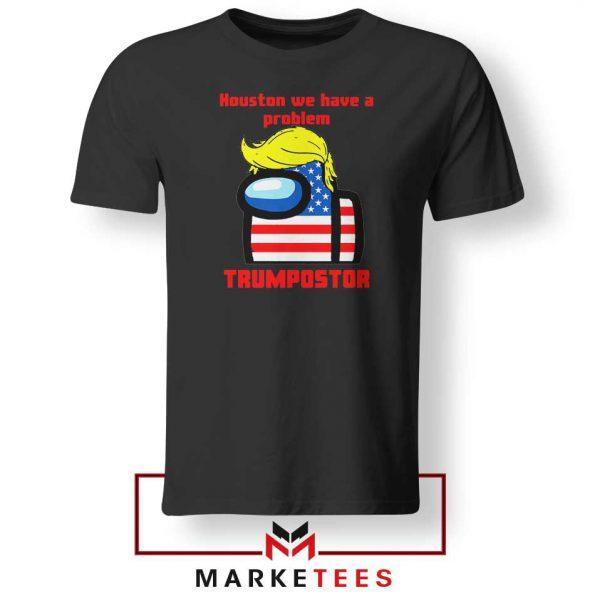 Trumpostor Black Tshirt