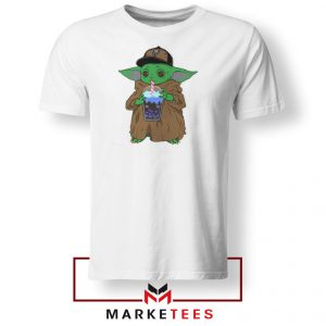 Babyyoda Bubble Tea Tshirt