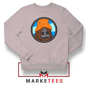 Big Lez Show Sport Grey Sweatshirt