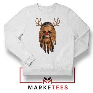 Chewbacca Reindeer Sweatshirt