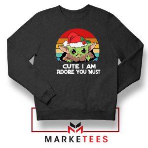 Christmas Grogu Sweatshirt