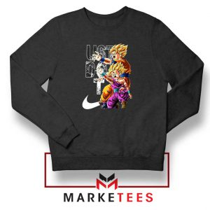 Dragon Ball Just Do It Sweatshirt