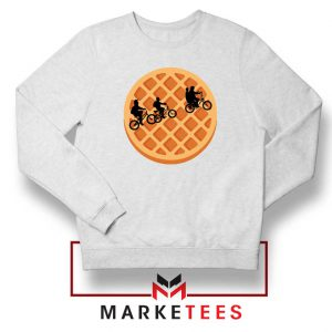 Eggo Moon Horror Sweatshirt