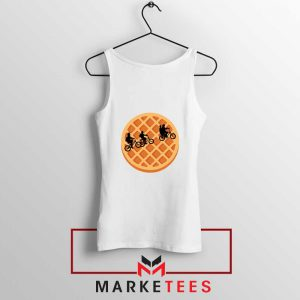 Eggo Moon Horror Tank Top