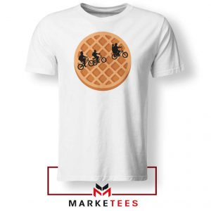 Eggo Moon Horror Tshirt