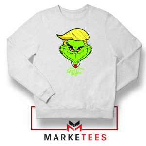 Grinch Trump Sweatshirt