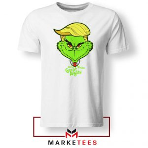 Grinch Trump Tshirt