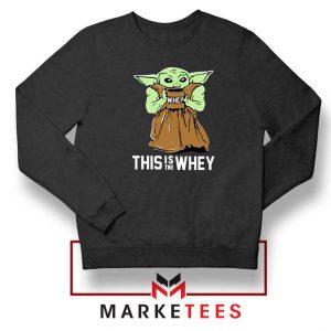 Grogu Gym Sweatshirt