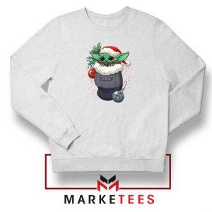Grogu Stocking Stuffer Sweatshirt