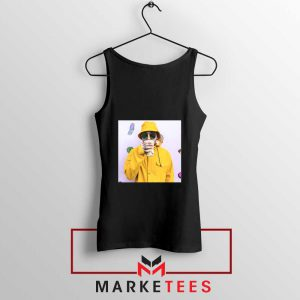 Mac Miller Singer Tank Top