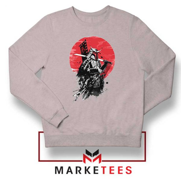 Mando Samurai Sport Grey Sweatshirt