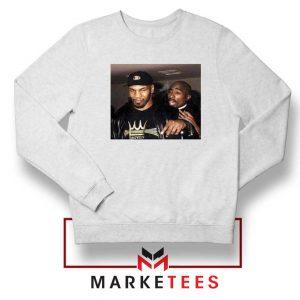 Mike Tyson Tupac Shakur Sweatshirt
