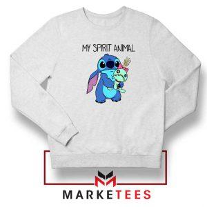 My Spirit Animal Stitch Sweatshirt