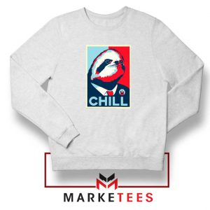 Sloth Chill Sweatshirt