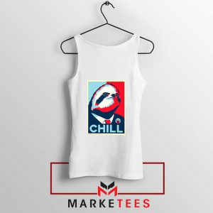 Sloth Chill Tank Top