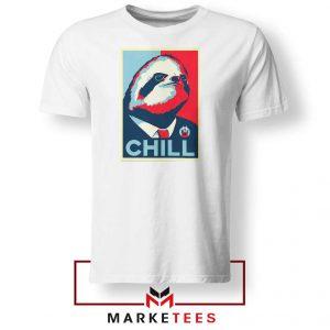 Sloth Chill Tshirt