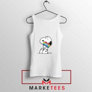 Snoopy NHS Rainbow Tank Top