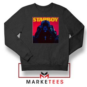 Starboy Album Black Sweatshirt