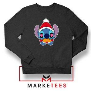 Stitch Heart Eyes Sweatshirt