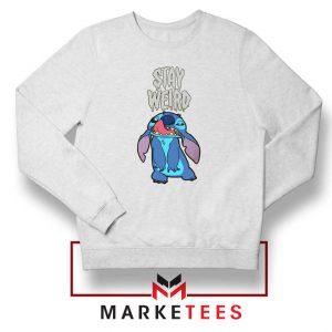 Stitch Stay Weird Sweatshirt