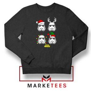 Stormtrooper Xmas Sweatshirt