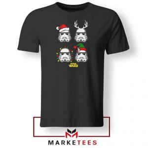 Stormtrooper Xmas Tshirt