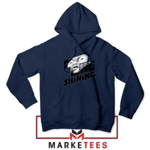 The Shining Navy Blue Hoodie
