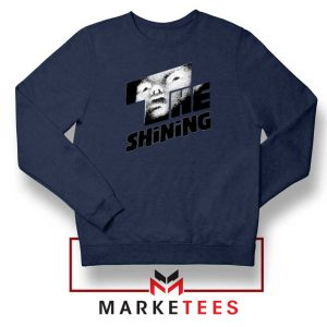 The Shining Navy Blue Sweatshirt