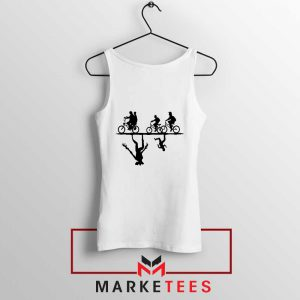 Upside Down Horror Tank Top