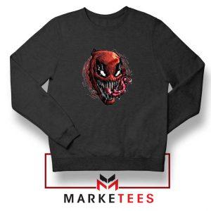 VenomPool Black Sweatshirt