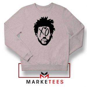 XO Record Label Sport Grey Sweatshirt